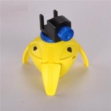 Jmary PC-100 Yellow Панорамная головка для GoPro c пультом управления
