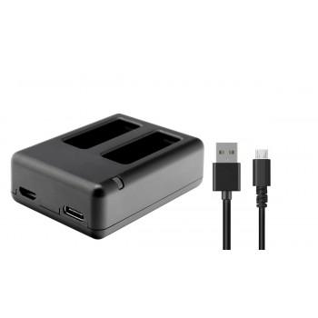Зарядное устройство Digital BC-GP5B для Gopro AHDBT-501 + usb cable