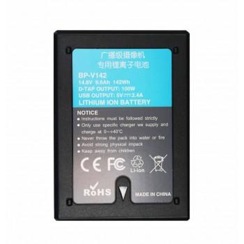 Аккумулятор Gokyo BP-V142 V-Mount ( D-TAP 3PIN + USB )