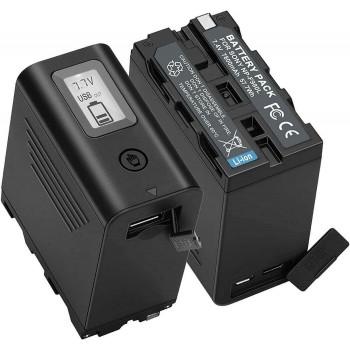 Аккумулятор DIGITAL NP-F980L (7800mAh) Заменяет Sony NP-F970