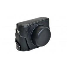 Чехол JJC OC-GF3B для PANASONIC GF3/GF5 кожаный