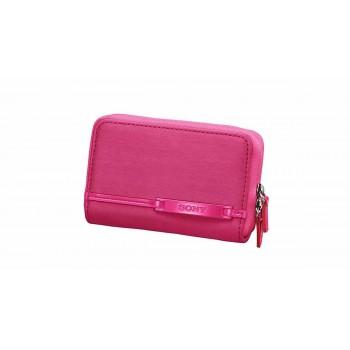 Чехол для фотокамеры Sony LCS-CSVF Pink