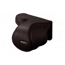 Сумка Sony LCS-EML2A для Sony Alpha NEX-C3 коричневый