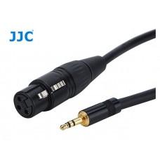 Кабельный адаптер JJC CABLE-XLR2MSM