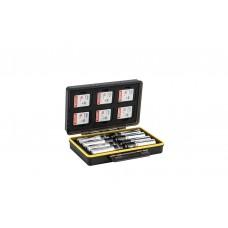 JJC BC-3SD6AA Многофункциональный корпус для Батарея АА х8 и SD-карты x6