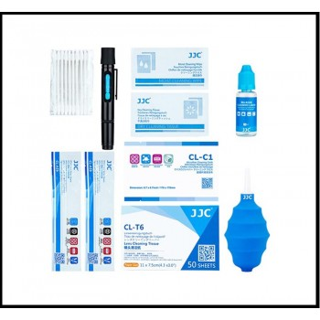 JJC CL-9  Набор для чистки оптики 9 в 1