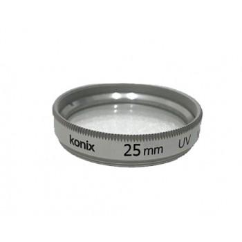 Светофильтр KONIX 25mm UV