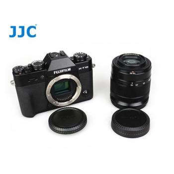 Крышка передняя и задняя для Fujifilm X mount JJC L-R14