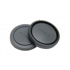Крышки байонета камеры и объектива для Sony NEX E-mount