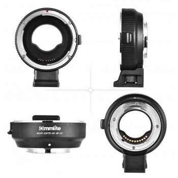 Переходное кольцо Commlite CM-AEF-MFT для Canon EF/EF-S на Micro 4/3 камеры