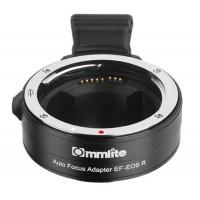 Переходное кольцо Commlite CM-EF-EOS R для Canon EF/EF-S объективы на байонет EOSR RF-Mount Full-frame камеры