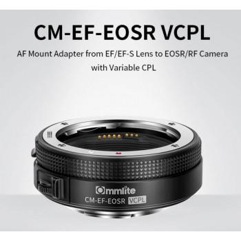 Переходное кольцо Commlite CM-EF-EOSR VCPL