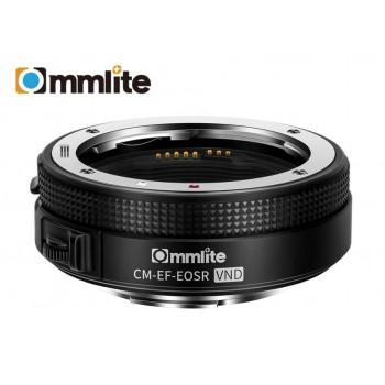 Переходное кольцо Commlite CM-EF-EOSR VND для EF/EF-S объектив на EOSR/RF с Variable ND филтер