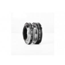 Макрокольца Commlite CM-MET-FX для фотоаппаратов Fujifilm X-Mount 10mm/ 16mm