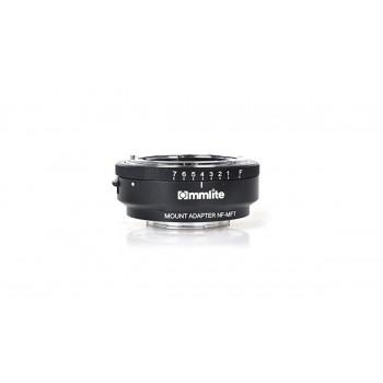 Переходное кольцо Commlite CM-NF-MFT для Nikon G DX / F объективы на Micro 4/3 камеры