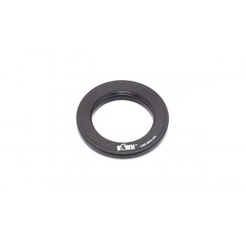 Переходное кольцо KIWIFOTOS LMA-M42_M4/3 для M42 объективы на байонет Micro M4/3 MFT камеры