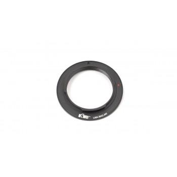 Переходное кольцо KIWIFOTOS LMA-M42_NK для M42 объективы на байонет Nikon камеры