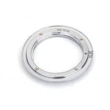 Переходное кольцо PIXCO Nikon-EOS для Nikon F объективы на Canon байонет камеры