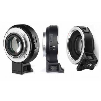 Переходное кольцо Viltrox EF-E II Speed Booster (Canon EF на Sony E-mount) с автофокусом