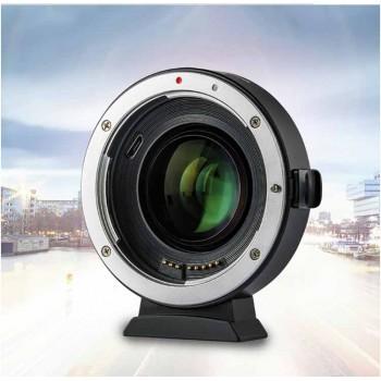 Переходное кольцо VILTROX EF-EOS M2 для Canon EF lens на Canon EF-M беззеркальные камеры