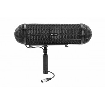 Boya BY-WS1000 профессиональная ветрозащита для микрофонов