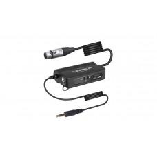 COMICA CVM-LINKFLEX AD1 предусилитель с XLR разъёмом для камеры, смартфонов и iPad