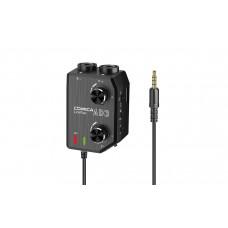 Comica CVM-LINKFLEX AD3 Двухканальный XLR / 3,5мм / 6,35мм-3,5мм