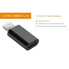 Адаптер COMICA CVM-USBC-LN (OTG USB-C to Lightning Adapter)