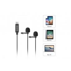 Микрофон BOYA BY-M3D для смартфонов под Type-C