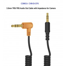 Переходник Comica CVM-DI-CPX 3.5mm TRS-TRS Audio Out Cable