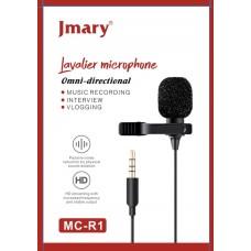 Петличный микрофон Jmary MC-R1