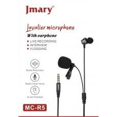 Петличный микрофон Jmary MC-R5