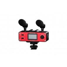 Saramonic SmartMixer стерео микрофон микшер для смартфона