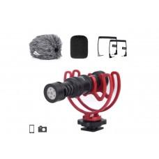 Микрофон Viewflex VF-M10 для камеры / Смартфонов и Планшетов