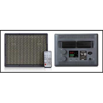 Студийный свет Aputure Amaran HR-672C (Сетевой адаптер + 2шт. F970)