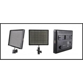 Накамерный свет Aputure Amaran AL-528S c Сетевой адаптер