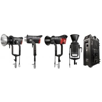 Студийный свет Aputure Light Storm LS 600D Pro V-mount kit