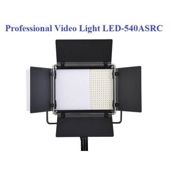 Накамерный свет Professional Video Light LED-540ASRC