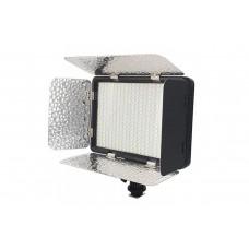 Накамерный свет Professional Video Light LED-396AS (зарядка + Акку. F570)