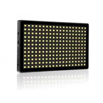 LituFoto L28 Ультратонкий портативный двухцветный светодиодный свет