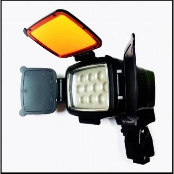 Накамерный свет Stado ST-Led 10 (зарядка + F770)