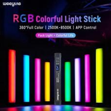 Видеосвет Weeylite K21 Full Color Handheld 2500K~8500K RGB