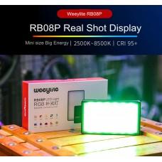 Накамерный свет VILTROX Weeylite RB-08P RGB