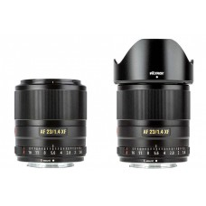 Объектив Viltrox AF 23mm f1.4 X-mount Auto Focus APS-C lens для FUJIFILM X черный