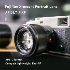 Объектив Viltrox AF 56 мм F1.4 XF для X-Mount Fujifilm