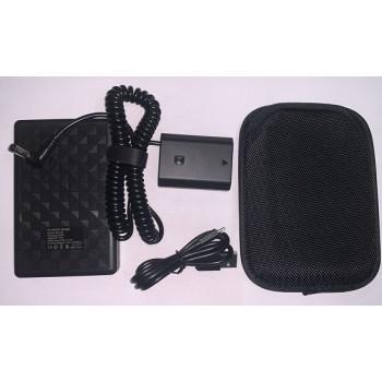 Внешний аккумулятор WG05-DRF FZ100 для Sony NP-FZ100