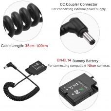 Переходник DC Coupler EP-5A для Nikon EH-5