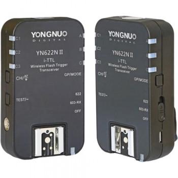 Радиосинхронизатор YONGNUO YN-622N II i-TTL для Nikon