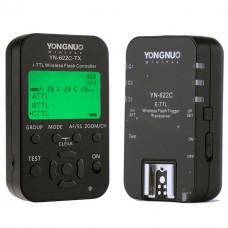 Радиосинхронизатор YONGNUO YN622C Kit E-TTL для Canon