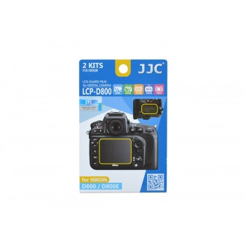 Защитная пленка JJC LCP-D800 для Nikon D800 / D800E